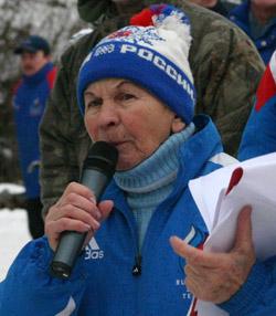 Лыжная гонка памяти Чижовой Нины Васильевны. Ромашково, 7 апреля 2018 г.